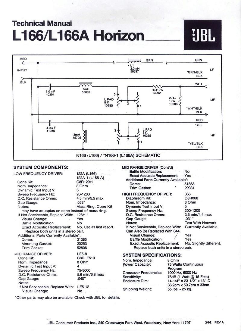 Modèle L166 HORIZON Année 1976/77 Brochu14