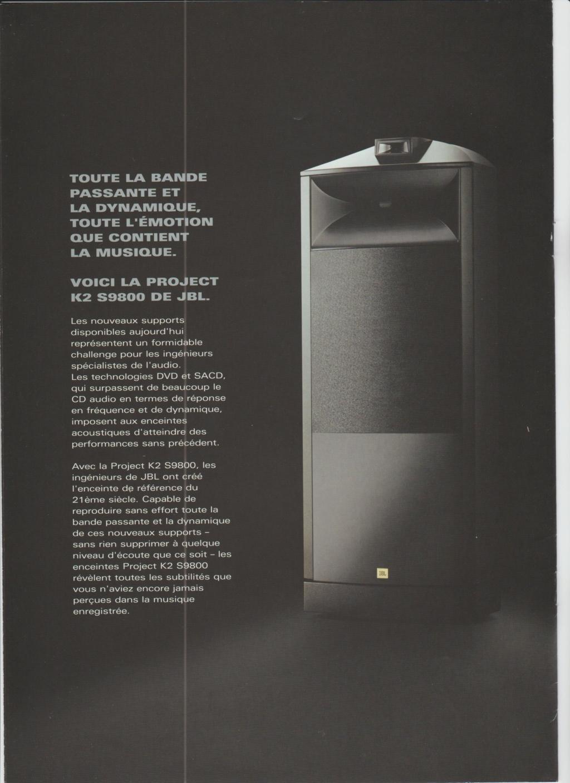 Serie K2 S9800 Numzo112