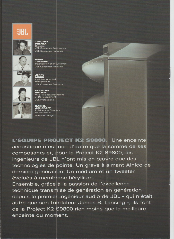 Serie K2 S9800 Numzo115