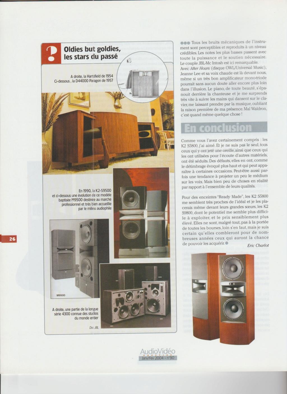Serie K2 S5800 Numzo165