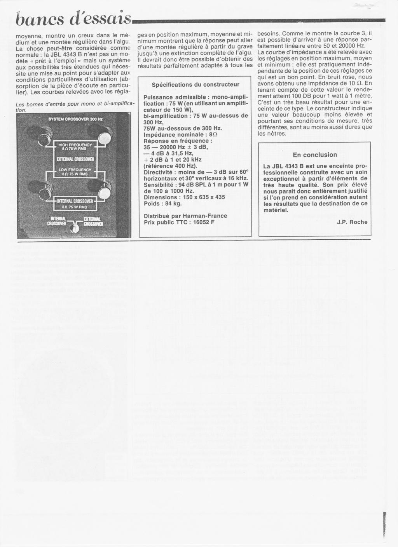 4343 STUDIO MONITOR - Page 2 Numzo329