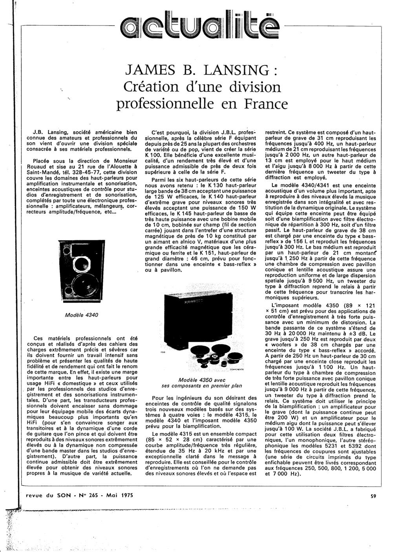 Docs diverses JBL - Page 2 Numzo343