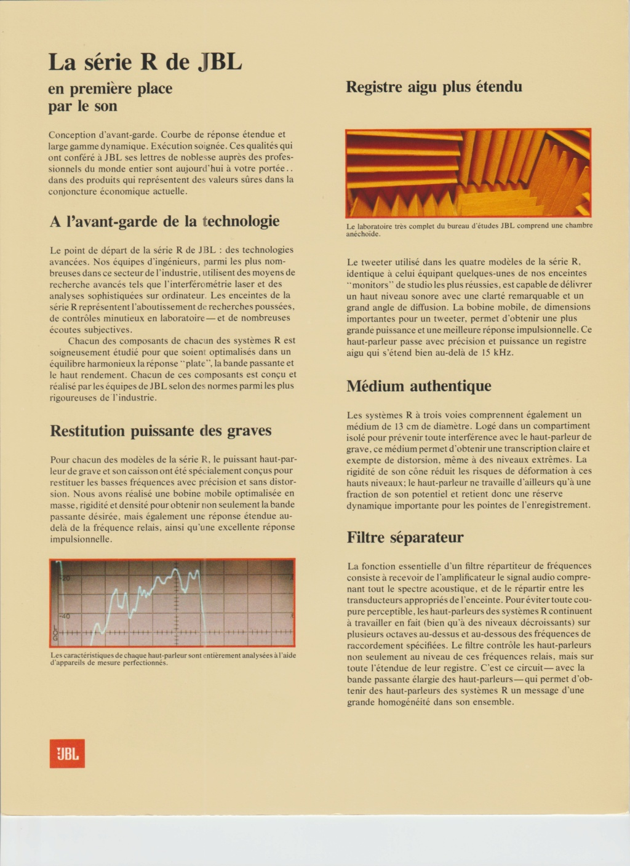 Docs diverses JBL - Page 2 Numzo561