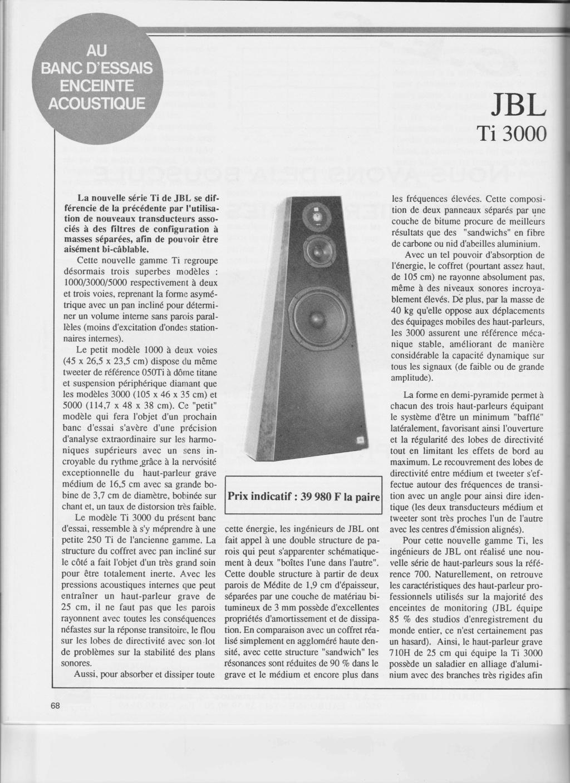 Série Ti3000 Numzo590