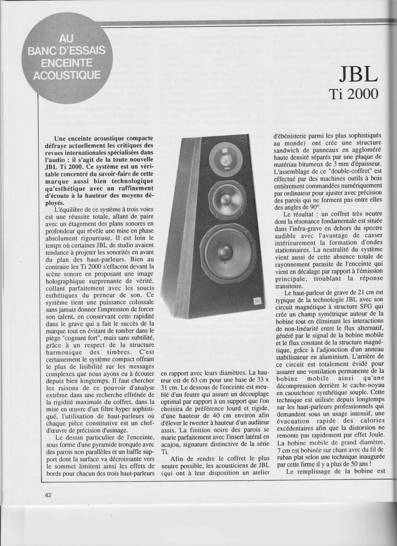 Série Ti2000 Numzo594