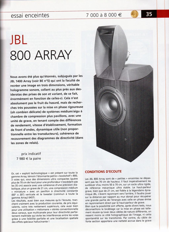 Serie ARRAY  Numzo598
