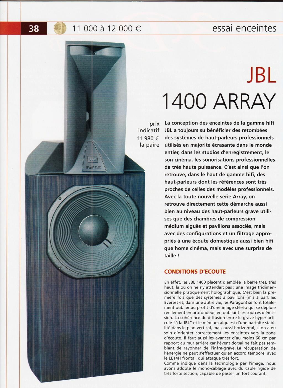 Serie ARRAY  Numzo604