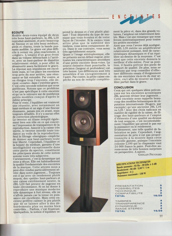modèle L20 Numzo680