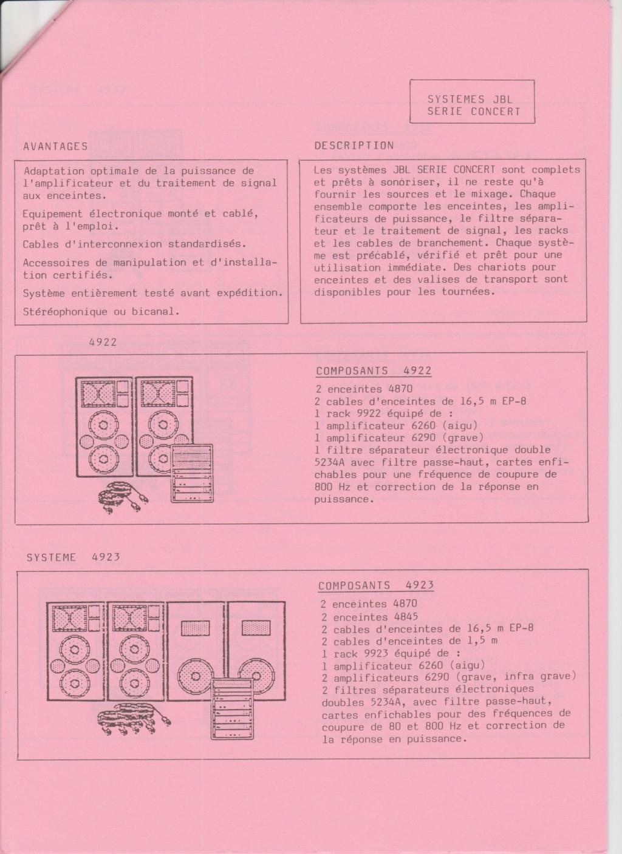 Tarif neuf du vintage pour donner une idée (gamme HIFI et pro de la fin des années 70 au début des années 2000) Numzo757