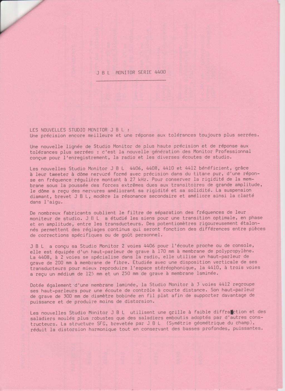 Tarif neuf du vintage pour donner une idée (gamme HIFI et pro de la fin des années 70 au début des années 2000) Numzo764