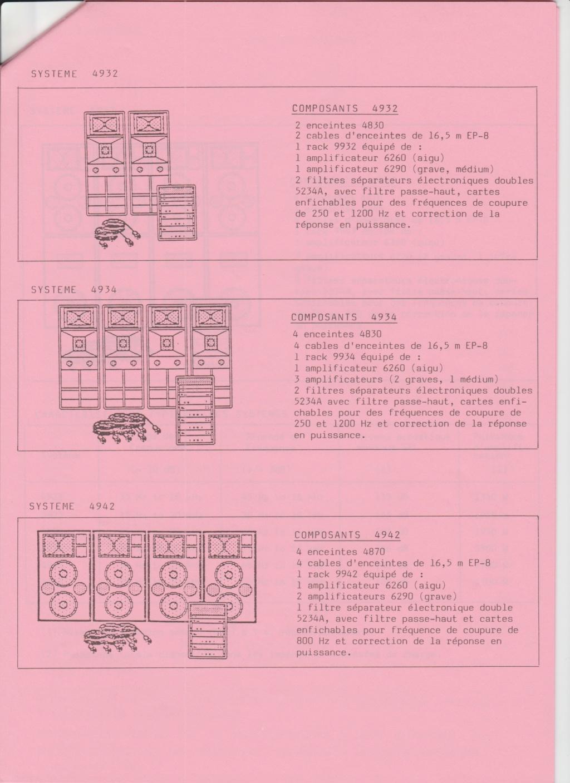 Tarif neuf du vintage pour donner une idée (gamme HIFI et pro de la fin des années 70 au début des années 2000) Numzo770
