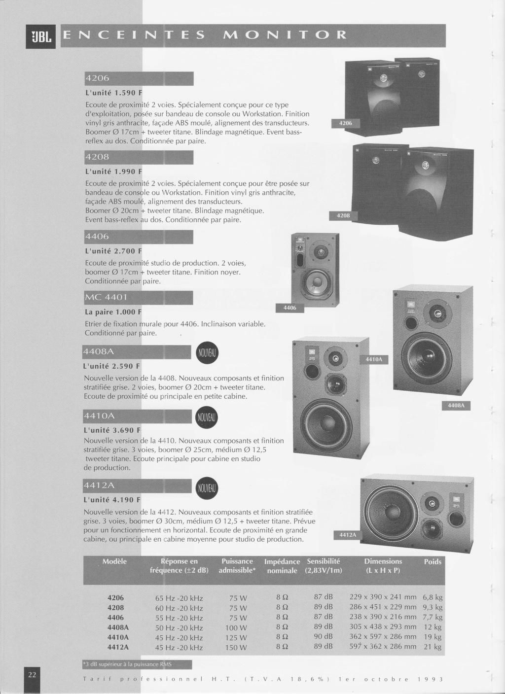 Docs diverses JBL - Page 2 Numzo787