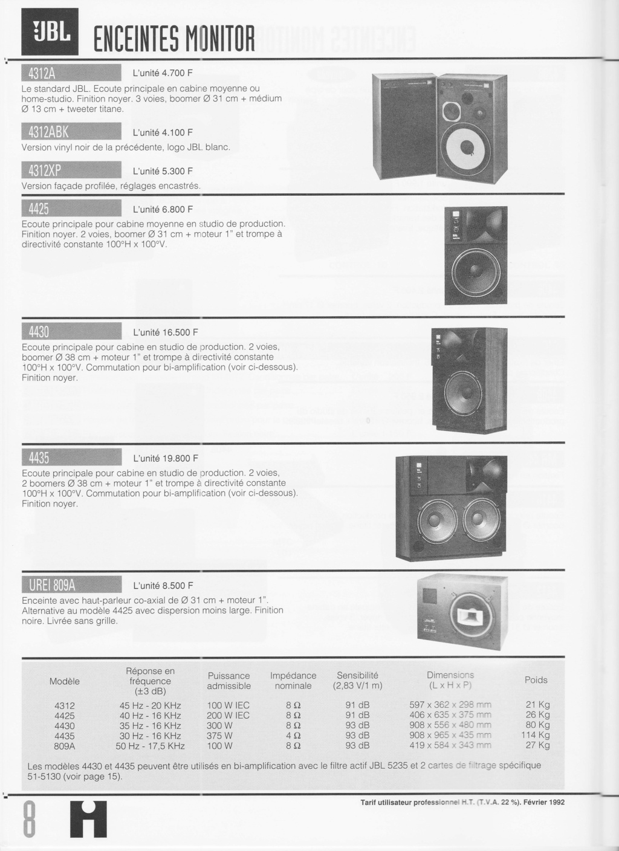 Docs diverses JBL - Page 2 Numzo828