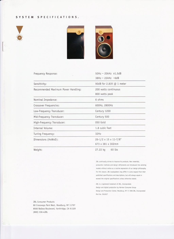 Modèle CENTURY GOLD Numzo864