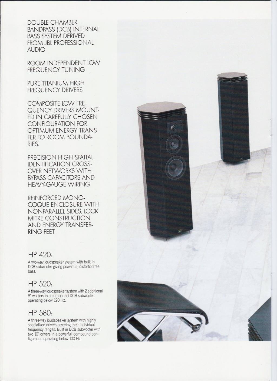 Modèle HP 520 Numzo912