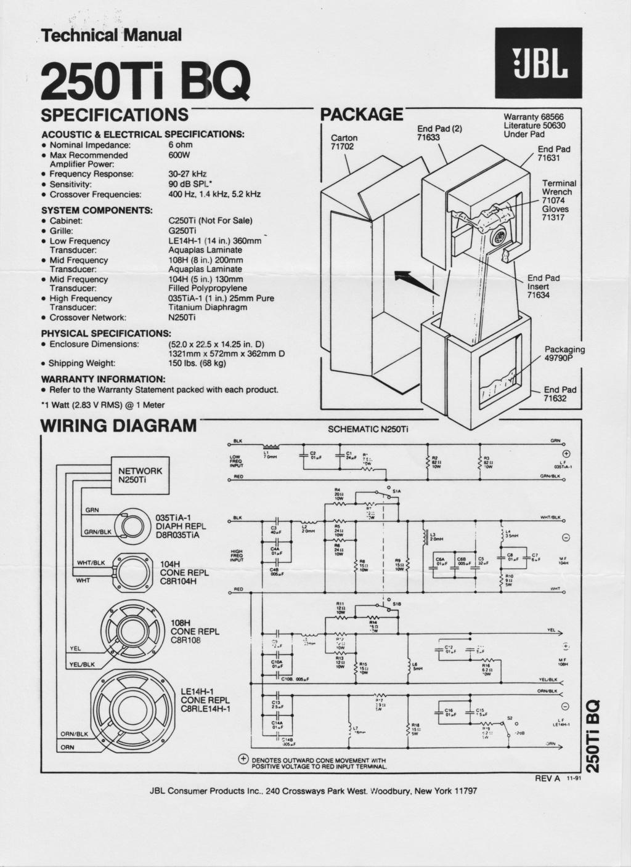 Modèle L250 Année 1982 Numzo921