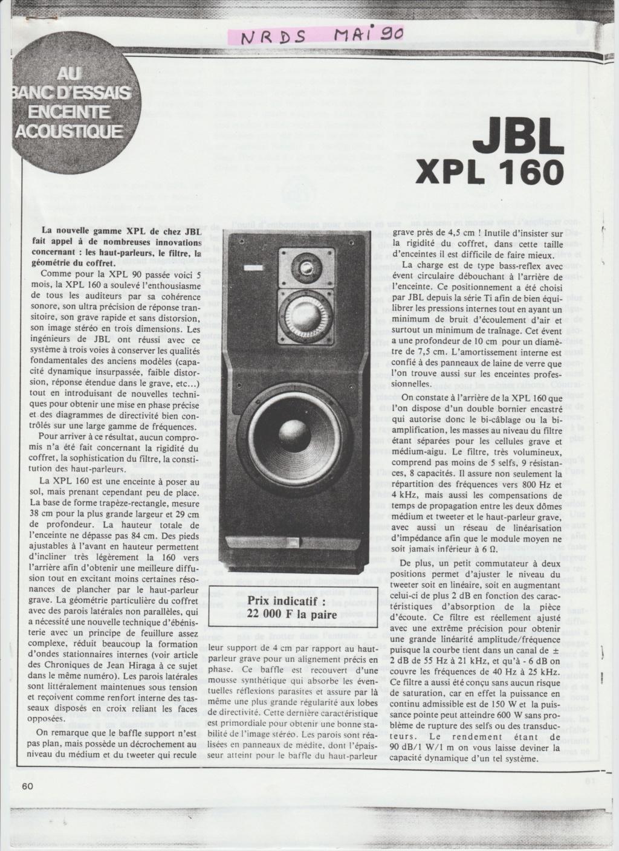 Serie XPL 160 Numzor17