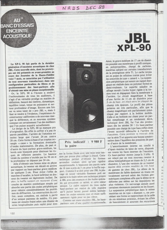 Série XPL 90 Numzor19