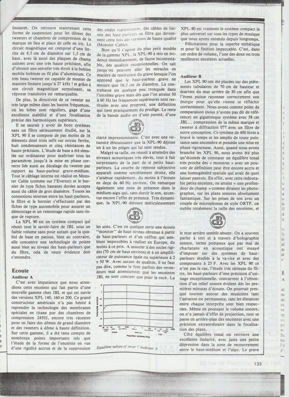 Série XPL 90 Numzor20