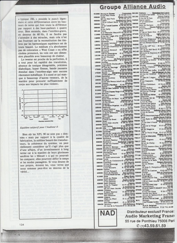 Série XPL 90 Numzor21