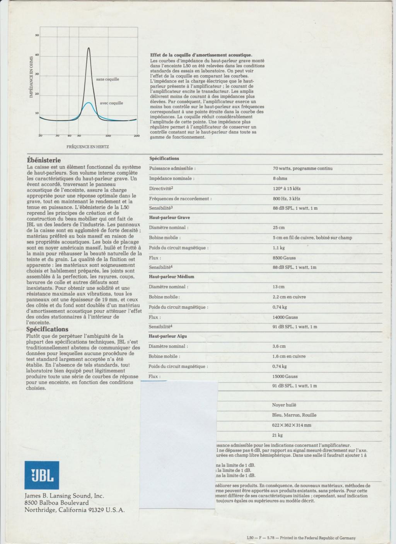 Modèle L50 début années 80 - Page 2 Numzor54