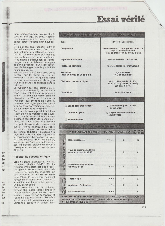 Modèle L40 début années 80 Numzor59