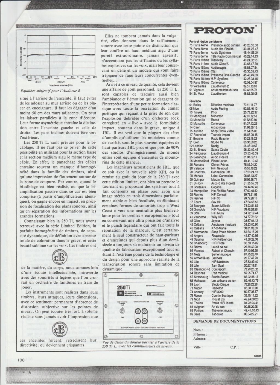 Modèle L250 Année 1982 Numzor85