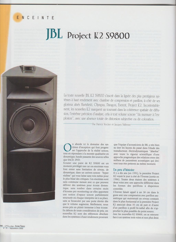 Serie K2 S9800 Numzor87