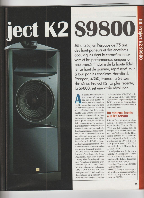 Serie K2 S9800 Numzor94