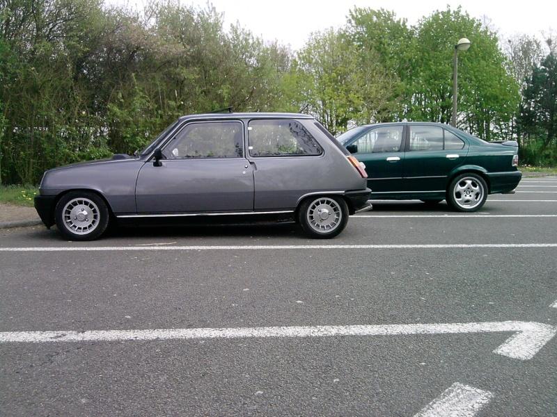 Mes anciennes autos et celles actuelle  P2504110
