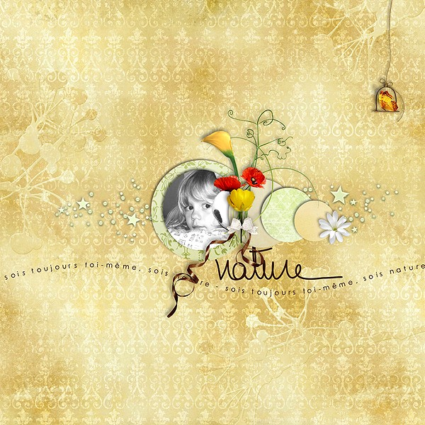 "Pour ""rester nature"" de Thaliris Scrap_98"