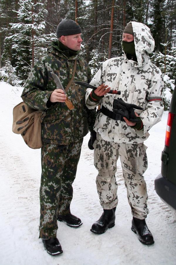 Camouflages du monde entier Finnis10