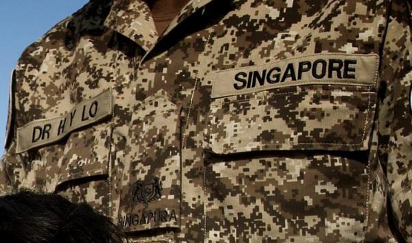 Camouflages du monde entier - Page 2 Singap10