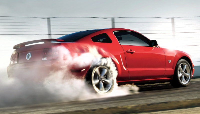 Ford mustang 09must10