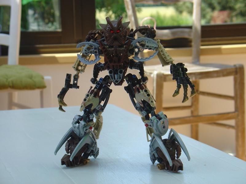 [MOC] Les nouveaux MOCs d'Irnakk434 Bionic13