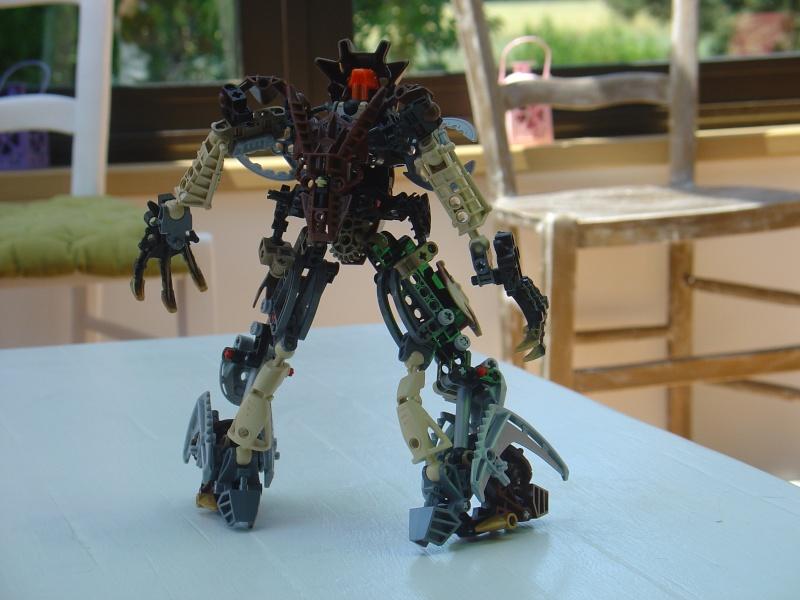 [MOC] Les nouveaux MOCs d'Irnakk434 Bionic14