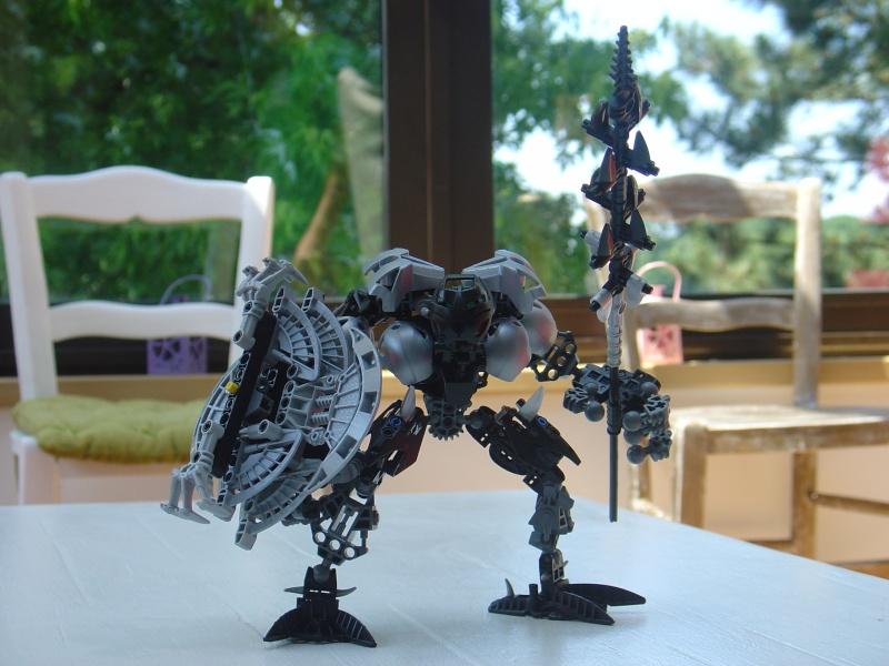 [MOC] Les nouveaux MOCs d'Irnakk434 Bionic15