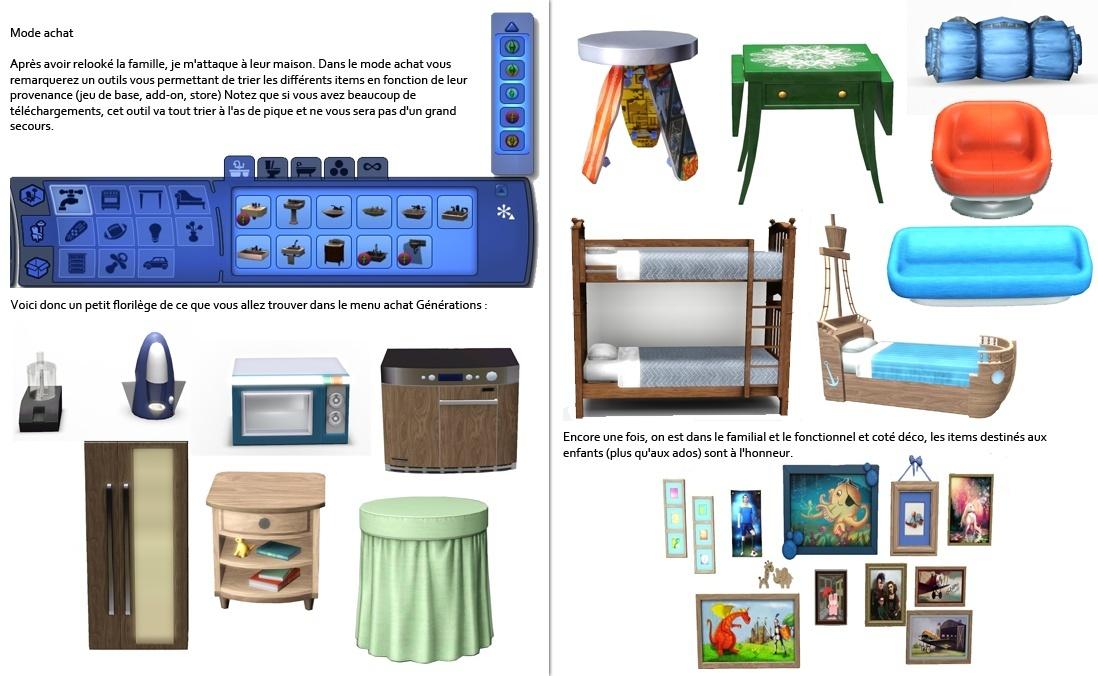 Gazette numéro 89 + Test Sims 3 Générations P15-1610