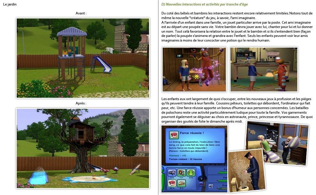 Gazette numéro 89 + Test Sims 3 Générations P21-2210