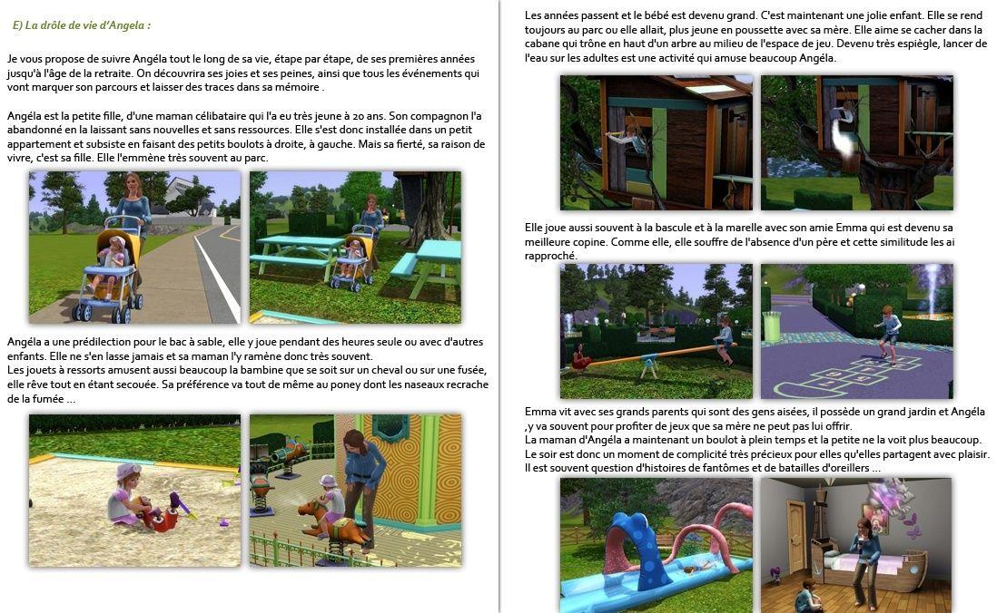 Gazette numéro 89 + Test Sims 3 Générations P25-2610