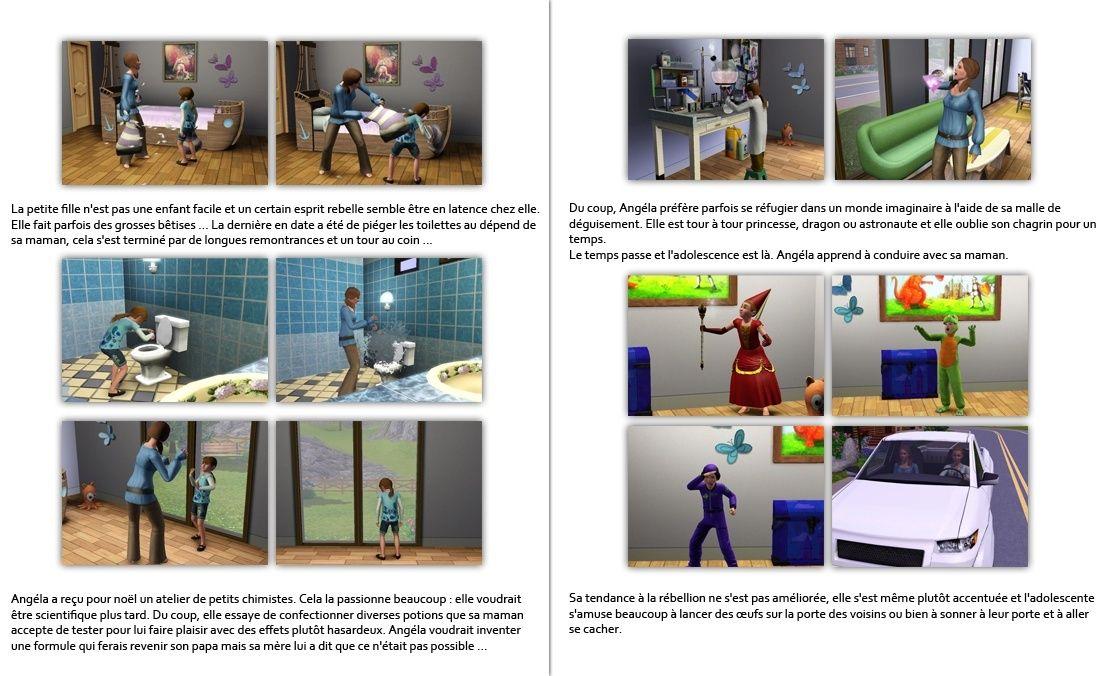 Gazette numéro 89 + Test Sims 3 Générations P27-2810
