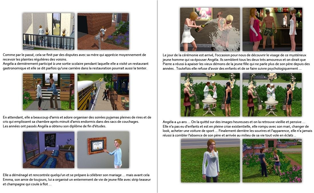 Gazette numéro 89 + Test Sims 3 Générations P29-3010