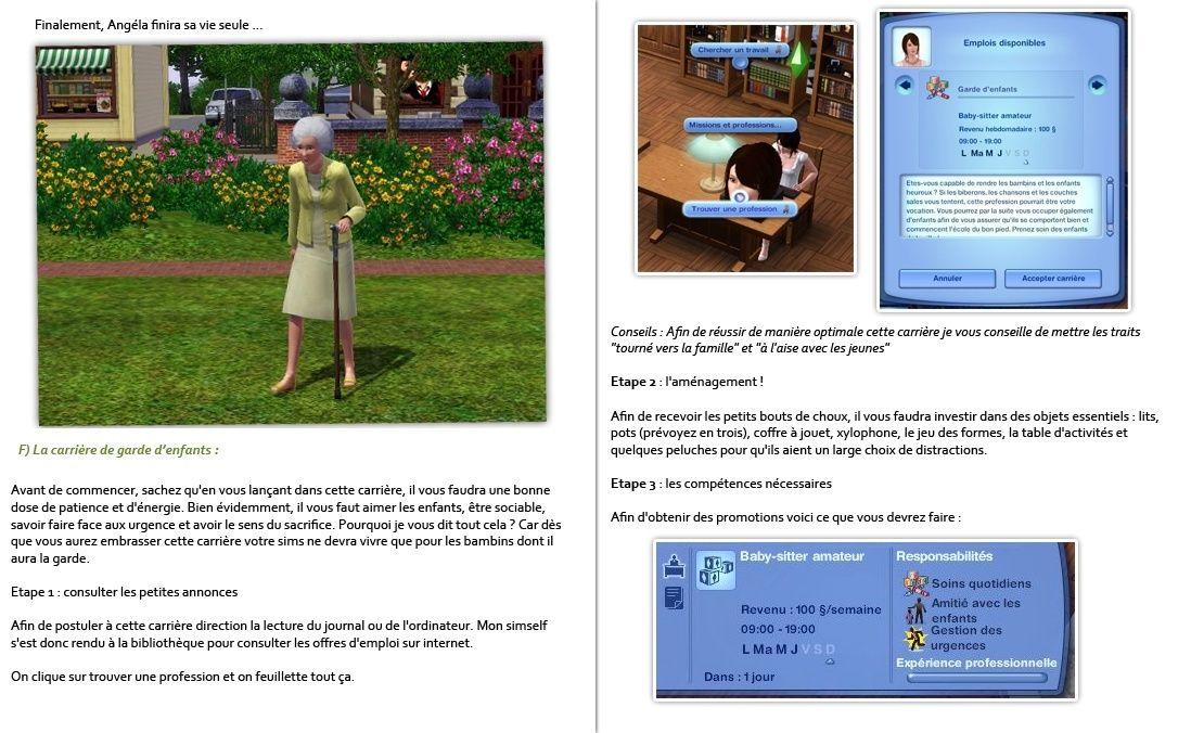 Gazette numéro 89 + Test Sims 3 Générations P31-3210