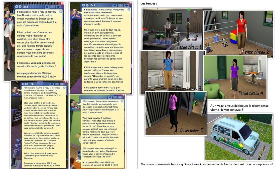 Gazette numéro 89 + Test Sims 3 Générations P35-3610
