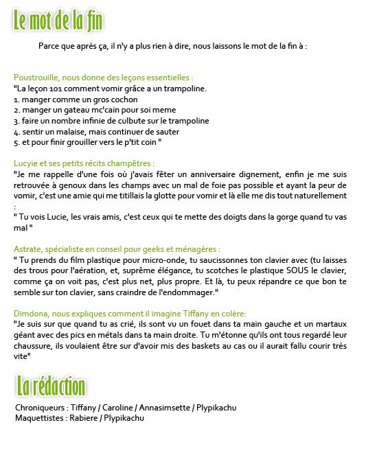 Gazette numéro 89 + Test Sims 3 Générations P4510