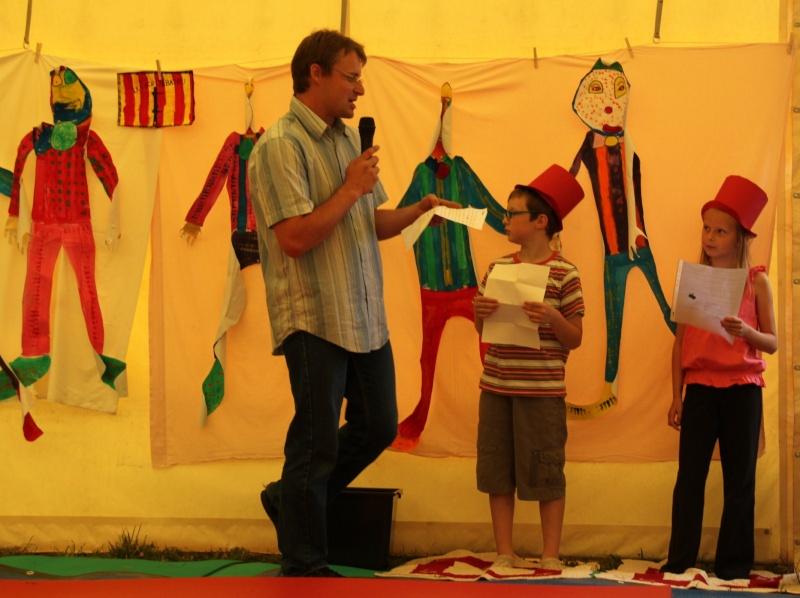 cirque - Le Cirque Du Vignoble à Wangen le samedi 25 juin 2011 à 10h30 00510