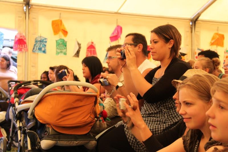 cirque - Le Cirque Du Vignoble à Wangen le samedi 25 juin 2011 à 10h30 00710