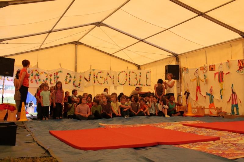 cirque - Le Cirque Du Vignoble à Wangen le samedi 25 juin 2011 à 10h30 00910