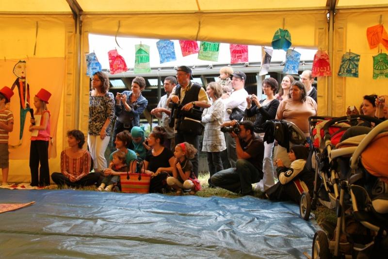 cirque - Le Cirque Du Vignoble à Wangen le samedi 25 juin 2011 à 10h30 01110