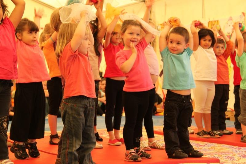 cirque - Le Cirque Du Vignoble à Wangen le samedi 25 juin 2011 à 10h30 02410